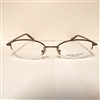 Ralph Lauren RL1557 Eyeglasses 065Y Brown