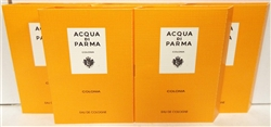 Acqua Di Parma Colonia Cologne .05oz Vial 5 Pack