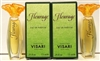 Visari Fleurage Perfume .25oz Mini 2 Pack