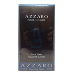 Azzaro Pour Homme Naughty Leather Eau De Toilette Spray 3.4 oz