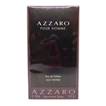 Azzaro Pour Homme Hot Pepper Eau De Toilette Spray 3.4 oz