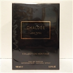 Jean Patou Heritage Collection Chaldee Eau De Parfum 3.3 oz