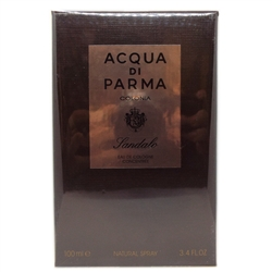 Acqua Di Parma Colonia Sandalo Eau De Cologne Concentree Spray 3.4 oz
