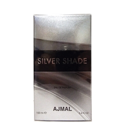 Ajmal Silver Shade Eau De Parfum Spray 3.4 oz