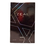 Ajmal Zeal Eau De Parfum Spray 3.4 oz
