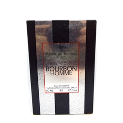 Bourbon Homme by Princesse Marina De Bourbon Eau De Toilette Spray 1.7 oz