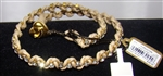Juicy Couture Rhinestone Wrap Bracelet Brown Juicy Couture Style No. Yjru4726