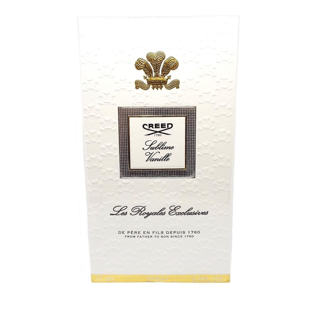 Creed Les Royales Exclusives Sublime Vanille Eau De Parfum Spray