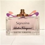 Signorina By Salvatore Ferragamo Eau De Toilette Spray 3.4 oz