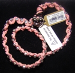 Juicy Couture Rhinestone Wrap Bracelet Pink Juicy Couture Style No. Yjru4725