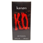 Kanon K.O. for Men Eau De Toilette Spray 3.4 oz