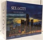 Sex in the City Exotic Eau De Parfum 3.3 oz