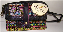 Sak Roots 5 Way Clutch Style 106112 Neon OW