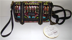 Sak Roots 3 Way Purse Style 105922 NEON OW