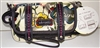 Sak Roots 3 Way Purse Style 105922 Whte Peace