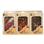 Sak Roots Iphone 4 4S Case 3 Pack 105722 Orchid Wn Style 10522 Metl Dland Style 10522 Scarlet FP