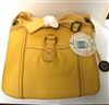 The Sak Kendra 105571 Cross Body Bag Yellow