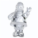 SWAROVSKI CRYSTAL SANTA CLAUS FIGURINE-MODEL 221362