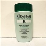 L'Oreal Kerastase Resistance Bain De Force Reinforcing And Refinishing Shampoo 2.71oz