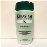 L'Oreal Kerastase Resistance Bain De Force Reinforcing and Refinishing Shampoo 8.5oz
