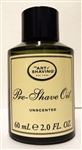 The Art of Shaving Unscented Pre Shave Oil 2.0 oz