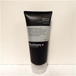 Anthony Instant Fix Oil Control 3oz