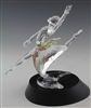 Swarovski 2004 Magic Of Dance Anna  Scs Collection Figurine 627396
