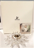 Swarovski Silver Crystal 236719 Solaris Candle Holder A 7600 NR 147 000