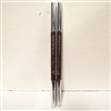 Von Berg Luxe Eyeliner Pencil Chinchilla ala Philippe .040 oz LOT OF 2