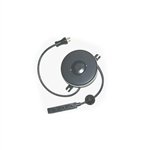 D201155-1 Triplex Female Plug Retractable Cable Reel