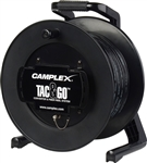 Camplex Tac-N-Go 1000 Foot HDMI Fiber Optic Converter / Extender & Cable Reel CMX-TACNGO-HDMI