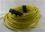 Power Extension Cord  50 ft 3 outlet 14 awg scrap