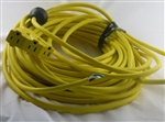 Power Extension Cord  65 ft 3 outlet 12 awg scrap