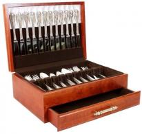 Cherry Flatware Case in Solid Wood