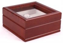 Solid Wooden Cherry Watch Case, 6