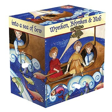 Twinkle Twinkle Little Star Music Box Wynken Blynken Nod