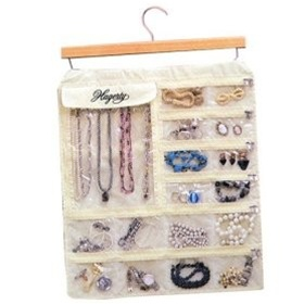 Hanging Jewelry Organizer  Hagerty Jewelry Keeper