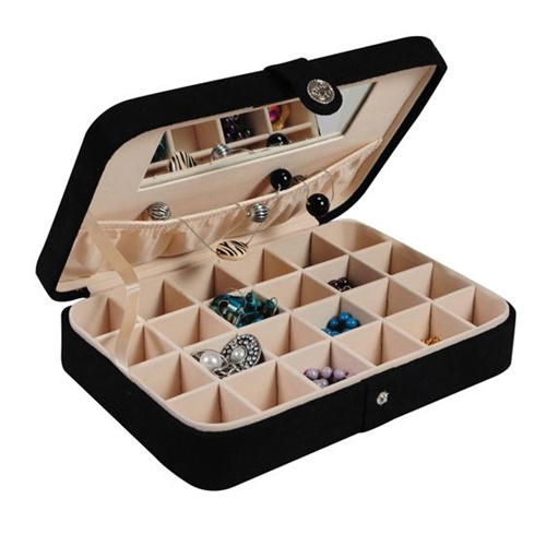Earring And Cufflink Case