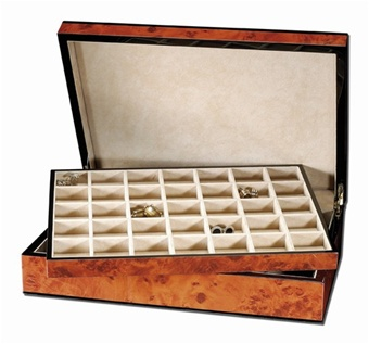 Earring Collectors Box  Ring Jewelry Box Case  RaGar 595MBG/E