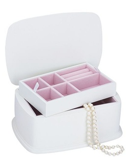 Girls Jewelry Box with Lift out Tray Emily Reed and Barton 202ap