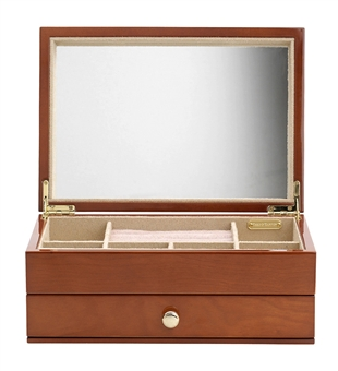 Kira Jewelry Box - One Drawer