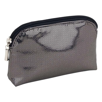 Bedazzle Small Pewter Jewelry Pouch