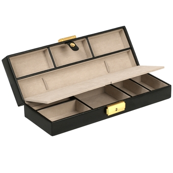 Safe Deposit Box Jewelry Storage and Travel Case