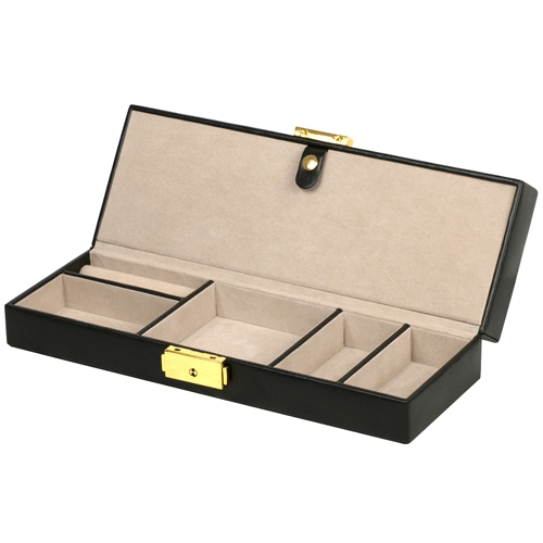 Secure Jewelry Storage and Travel Case