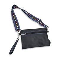 leather belt bags fanny pack