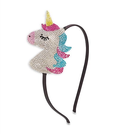 unicorn headbands blingy cz