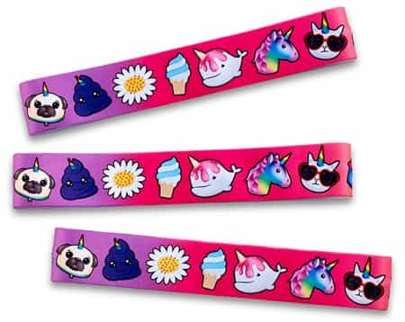 i dream of unicorns no slip headbands