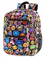 emoji emojicon school bag backpack funk