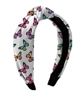 Butterfly Knot Headbands