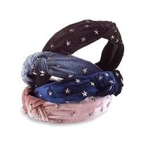 star metal KNOT HEADBAND